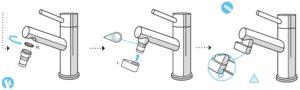 nozzle instalacja